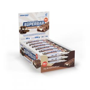 Superbar Tripple Chocolate display (24x50G)