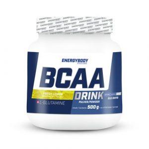 BCAA Fresh Lemon Can 500G